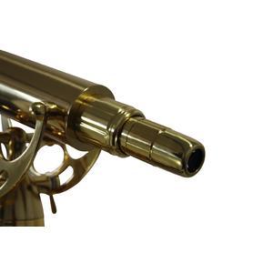 Telescopio Omegon Latão 20-60×60