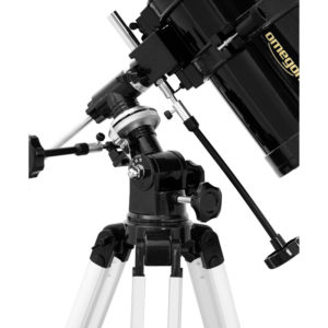 Telescopio Omegon 114/500 EQ1