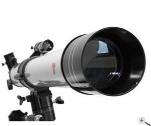 Telescopio TS Optics 70/900 EQ3.1